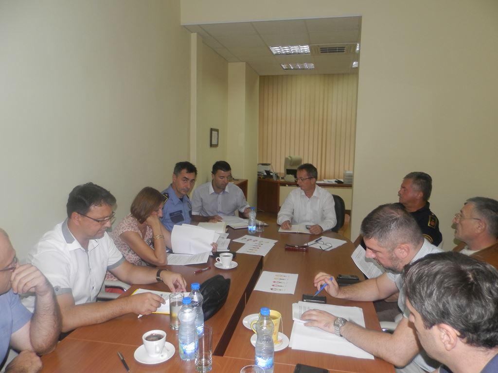 У Агенција за безбједност саобраћаја Републике Српске одржан састанак координационе групе