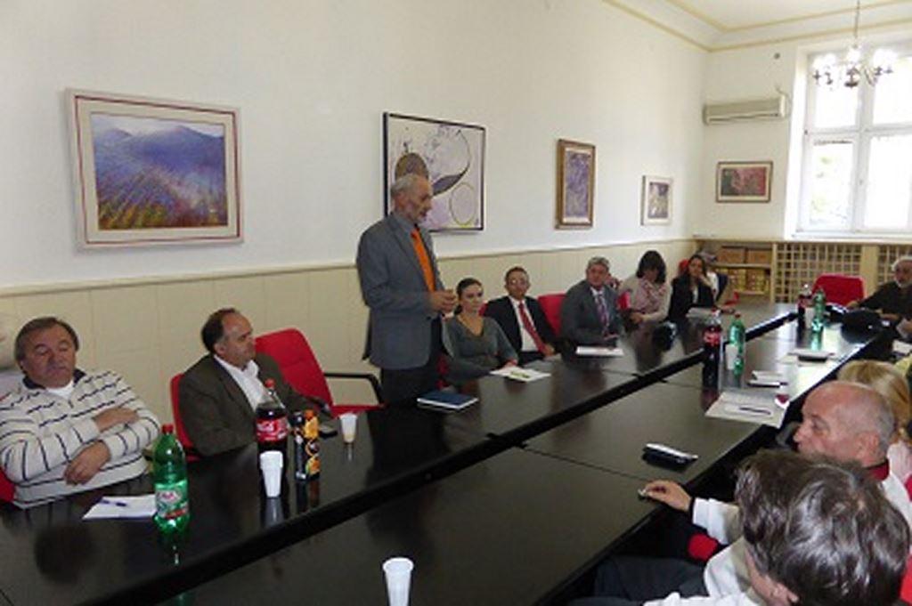 Агенцијa за безбједност саобраћаја узела учешће на стручном скупу у Београду
