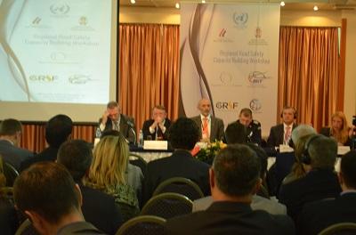 У Београду одржана радионица о безбједности саобраћаја