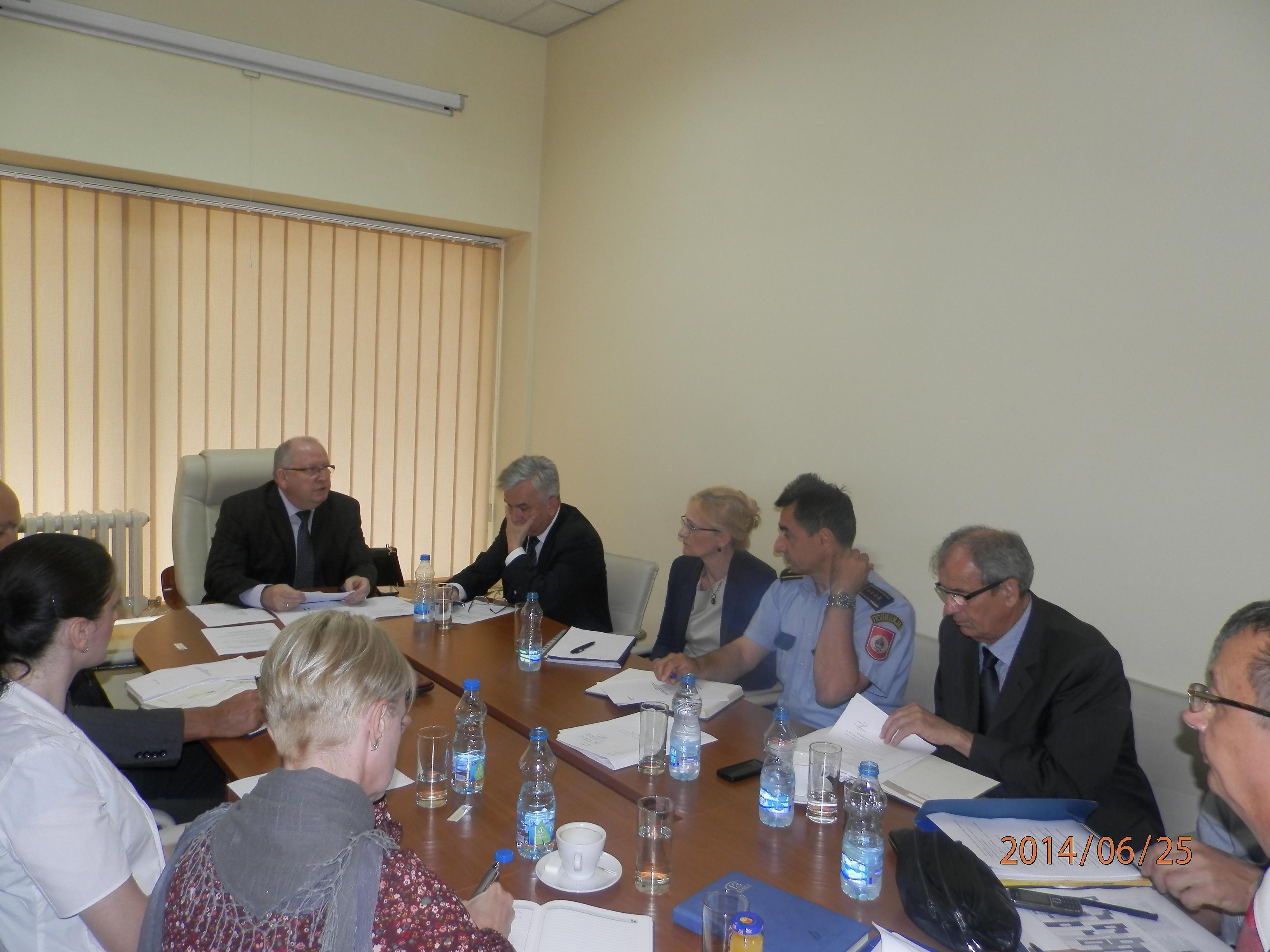 X сједница Савјета за безбједност саобраћаја Републике Српске