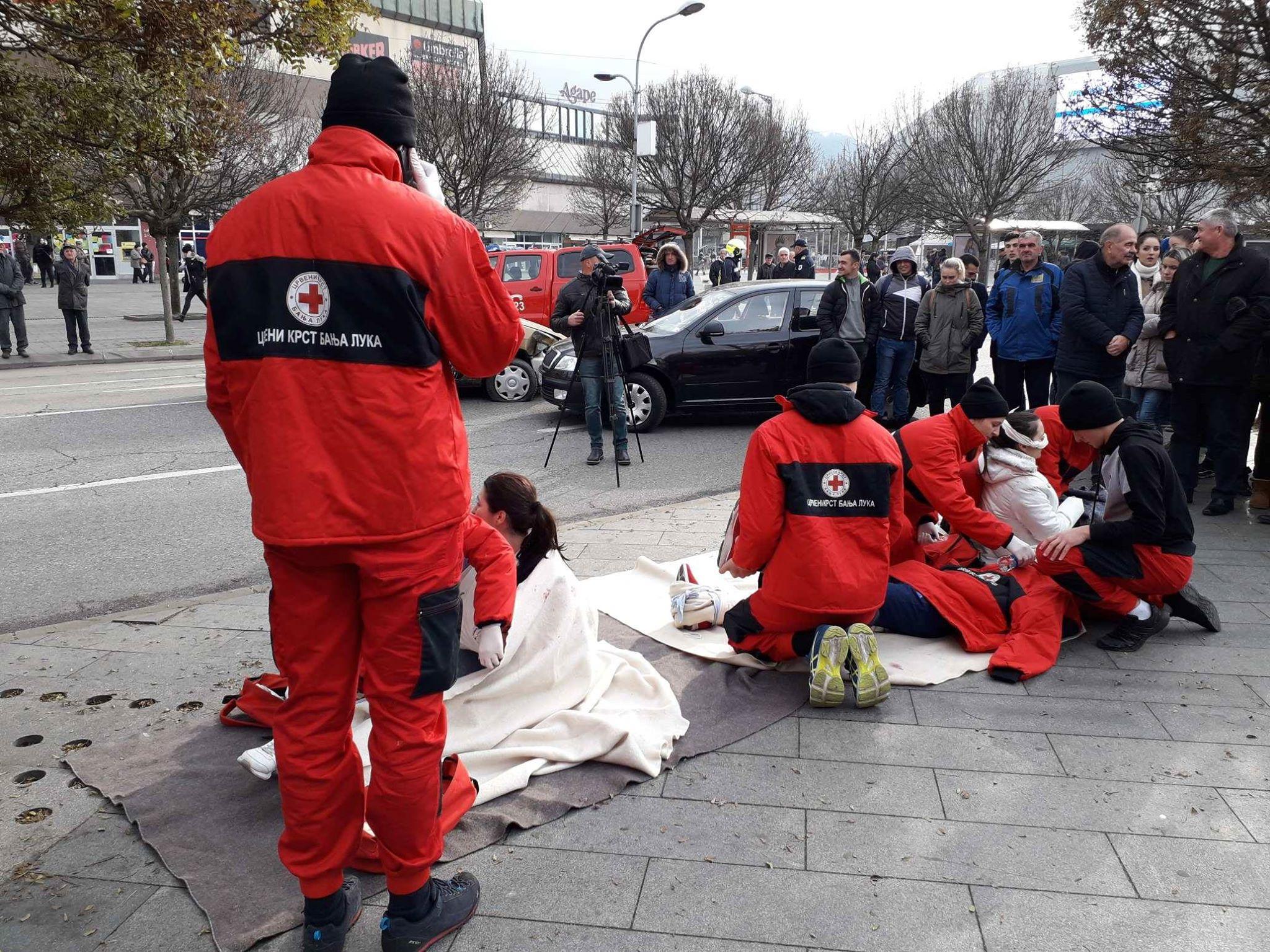У Бањојлуци обиљежен  свјетски дан сјећања на жртве саобраћајних незгода