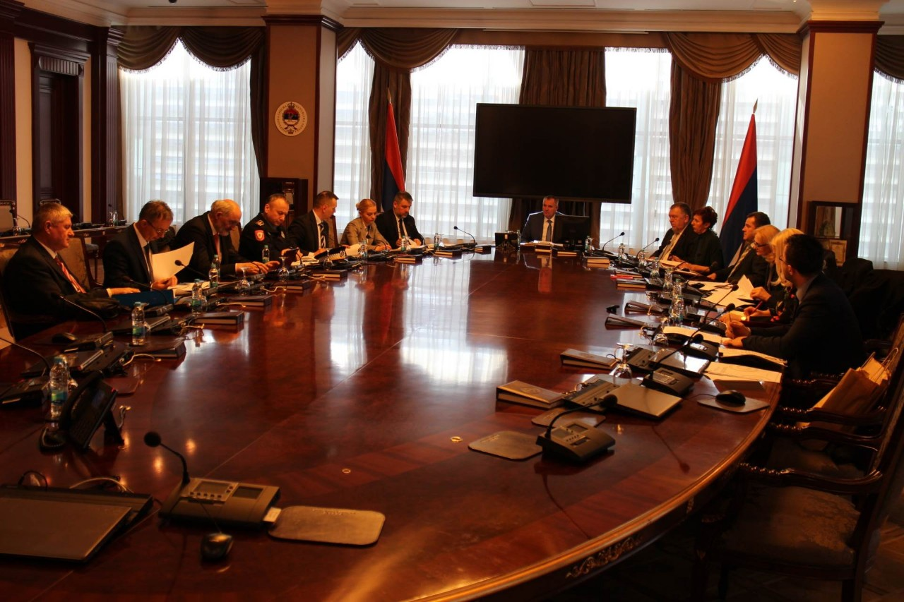 Oдржана сједница Савјета за безбједност саобраћаја у новом мандату