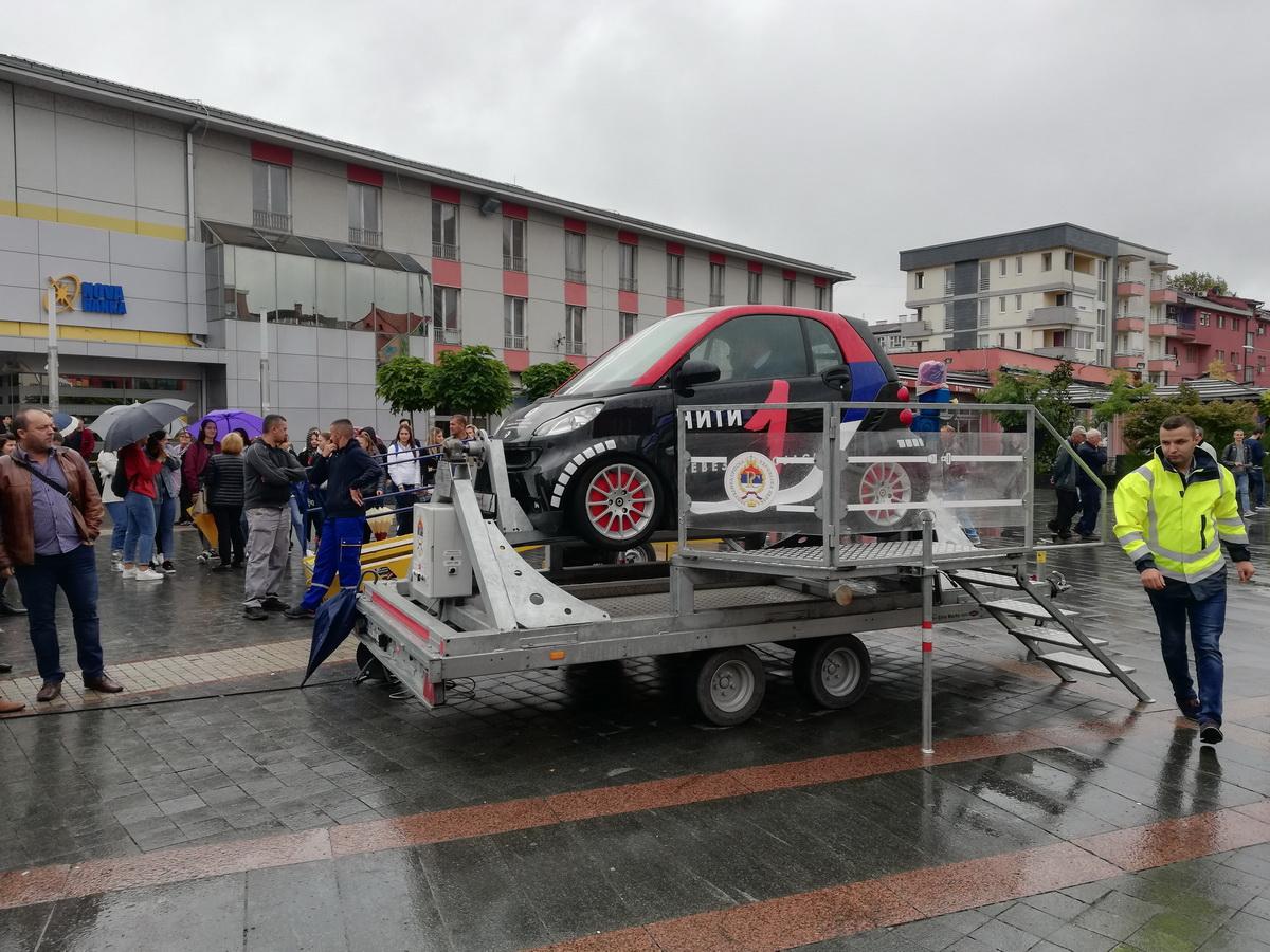 У Приједору обиљежен европски дан без погинулих у саобраћају