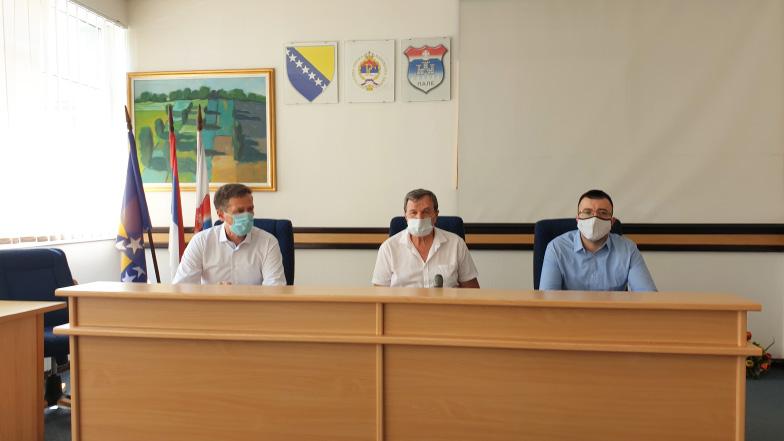 У Општини Пале одржан радни састанак