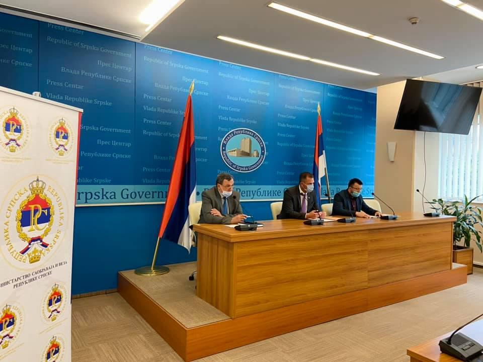 Потписан Уговор о суфинансирању пројеката из области безбједности саобраћаја