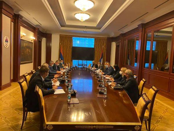 Oдржана 5. сједница Савјета за безбједност саобраћаја Републике Српске