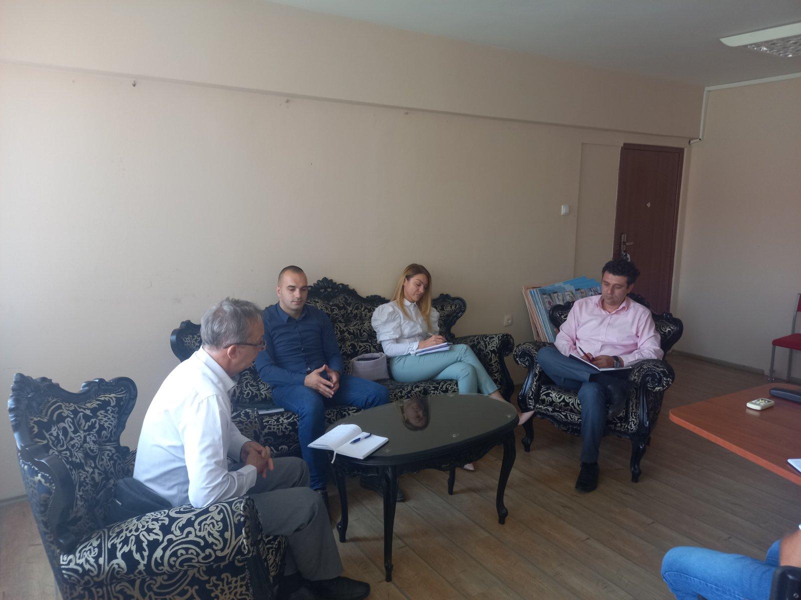 Одржан састанак у Општини Костајница