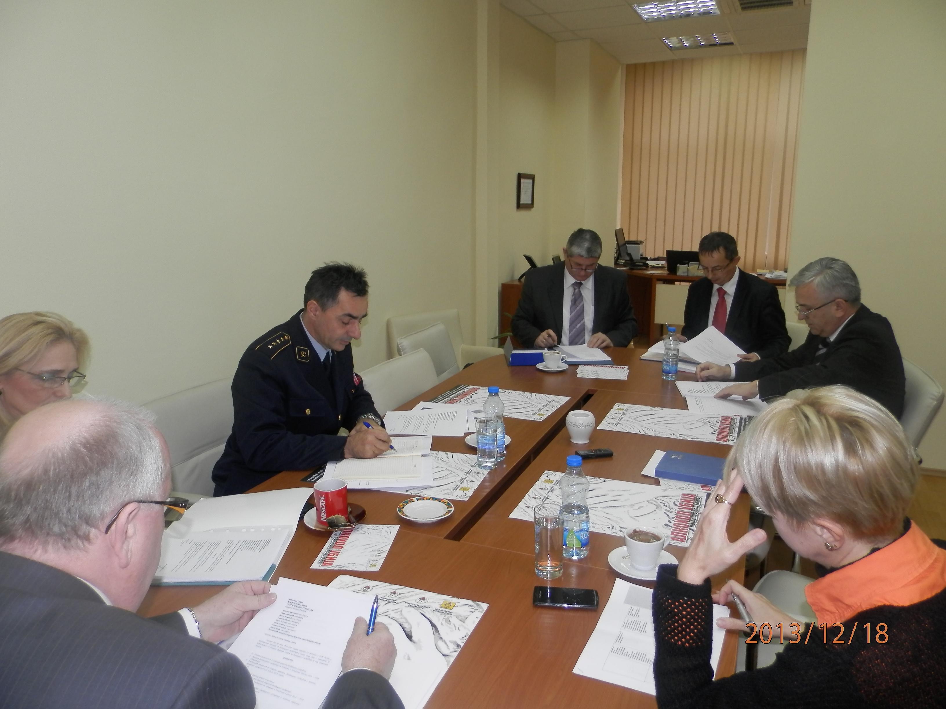 VII сједница Савјета за безбједност саобраћаја Републике Српске